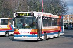 437 - 407 DCD (Solenteer) Tags: sussexcoastlinebuses stagecoachcoastlinebuses dennis dart plaxton pointer 437 407dcd n997rcd gm7990