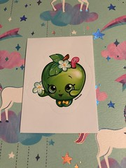 Apple Blossom Shopkins sticker #sticker #shopkins #appleblossom #favorite #cute (direngrey037) Tags: sticker shopkins appleblossom favorite cute