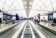 Movin (*Capture the Moment*) Tags: 2017 airport architecture architektur cheklapkok hongkong hongkonginternationalairport midfieldconcourse sonya7m2 sonya7mark2 sonya7ii sonyfe1635mmf4zaoss sonyfe41635 sonyilce7m2