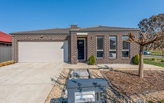 15 Forace Street, Casey ACT