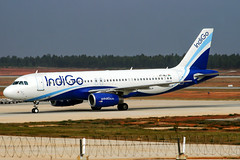 Indigo Airbus A320 VT-INJ Bangalore (BLR/VOBL) (Aiel) Tags: indigo airbus a320 vtinj bangalore bengaluru
