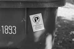 Keep it Under Control! (pauljohnson34) Tags: 114365 365project t70 canon orwon74 funny noparking buffalo