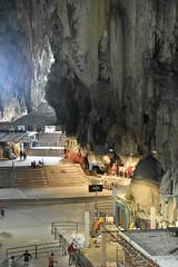 Inside The Batu Caves. (Manoo Mistry) Tags: batucaves batu caves malaysia kualalumpur holiday nikon nikond5500 tamron18270mmzoomlens tamron