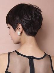 Cabello corto para lucir en una fiesta realce de Cuello (La Peluqueria Cordoba) Tags: cabello corto cordoba salon belleza fiesta