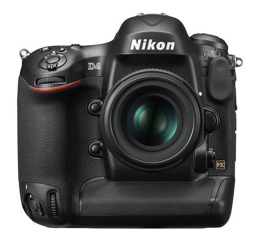 ニコン D4の写真