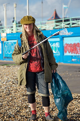 Meaning2018_BeachClean (Meaning conference) Tags: meaningconf beachclean brighton