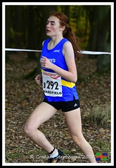 Hannah Reid (4) (nowboy8) Tags: nikon nikond500 xc nationalxcrelays mansfield berryhillpark notts crosscountry relays relay woods cleethorpesac cleeac team