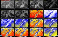 GOES-17 Multi-Channel Imagery (NOAASatellites) Tags: earthfromspace goes17 satellite noaasatellites noaa weathersatellite geostationarysatellites