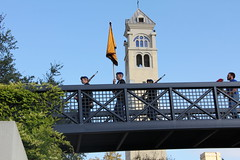 2018 Veterans Day Ceremony (St. Mary's University) Tags: campuslife communicationsoffice signatureevents ceremony musicdepartment presidentmengler rotc veterans veteransday architecture belltower building clocktower human person road spire steeple tower
