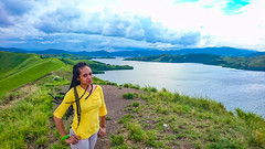 Dr. Ester Enumbi (A'Agung) Tags: hill jayapura sentani papua beautiful scenery indonesia z5c