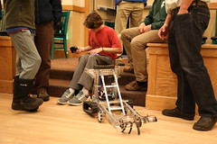 576A9977 (proctoracademy) Tags: academics blanchardgrayson classof2021 engineering groupwork innovationnight innovationnightfall2018 robotics science