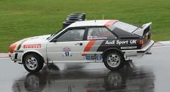 Audi Quattro (rallysprott) Tags: sprott wdcc rallysprott rallyday castle combe rally rallying motor sport car nikon d7100 audi quattro