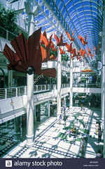 Historical St. Louis Centre Shopping Mall (1988) (poundsdwayne47) Tags: stlouis centre 1988 missouri malls shopping department stores
