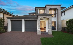 Lot 40 Alessandra Drive, Kellyville NSW