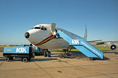 B707 (5N-ARQ) Das Air Cargo (boeing-boy) Tags: mikeling manston mse boeingboy dasair b707 5narq
