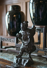 Snowshill Manor 2018 MS5_4868 (Mike Snell Photography) Tags: england snowshillmanor snowshill manor countryhouse house home charlespagetwade collection collector artefacts antiques nationaltrust broadway japan carving