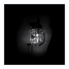 (mcbail) Tags: geometric town graphic light lumière graphique lampe lamp