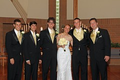 "The Groomsmen • <a style=""font-size:0.8em;"" href=""http://www.flickr.com/photos/109120354@N07/45380824714/"" target=""_blank"">View on Flickr</a>"
