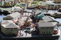 """Lego San Francisco in Miniland at Legoland California • <a style=""""font-size:0.8em;"""" href=""""http://www.flickr.com/photos/28558260@N04/45391619905/"""" target=""""_blank"""">View on Flickr</a>"""