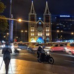Such a beautiful city by night! #saigon #vietnam #joandscott2018 #travel #slowshutter #iphone8plus thumbnail