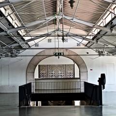 """""""Mercado da Ribeira"""" after restoration (1st floor)"""