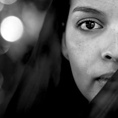 Maria José (andresinho72) Tags: bella belleza bellezza beautiful beauty belle bellas retrato retratos ritratto ritratti portrait portraiture composition absoluteblackandwhite