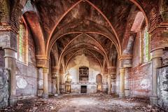 Nothingness is all around (Photonirik) Tags: urbex decay urban exploration oblivion abandoned abandonné oubli forgotten ue dust