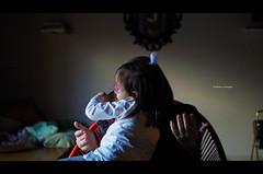 Bye-bye, 2018! (Iker Merodio | Photography) Tags: laida estefania dock bilbao mondragon unibertsitatea girl pentax k50 sigma 30mm art bizkaia biscay basque country euskadi