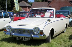 KJD 890D (2) (Nivek.Old.Gold) Tags: 1966 ford corsair v4 deluxe automatic convertible crayford 1663cc