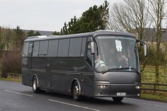 X8OVA  Hamish Gordon, Leslie (highlandreiver) Tags: x8ova x8 ova hamish gordon coaches leslie fife bova futura bus coach gretna