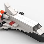 Space Shuttle orbiter MOC render 1 thumbnail