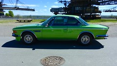 BMW 3.0 CSi E9 (Transaxle (alias Toprope)) Tags: verde green hofmeister e9 bmw