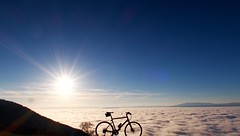 View from Croisette (will_cyclist) Tags: clouds cycling saleve
