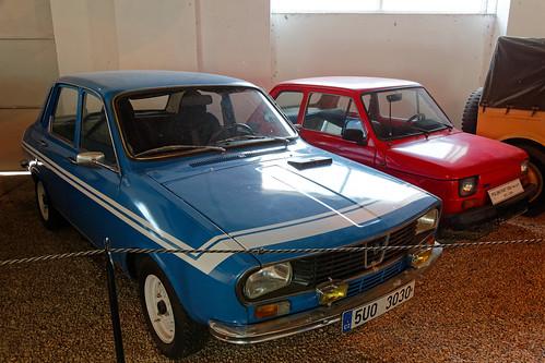 Musée de l'automobile - Terezin (Theresienstadt) - République Tchèque