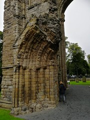 Scotland 2018_175_Scottish Borders, Kelso Abbey (freddyjohansen) Tags: honor9bilder