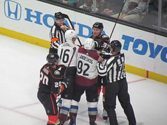 IMG_5120 (Dinur) Tags: hockey icehockey nhl nationalhockeyleague avalanche avs coloradoavalanche ducks anaheimducks