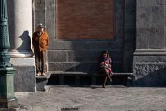 punti di vista (Bizzarro.) Tags: napoli naples italy vesuvio color street urban plebiscito square photo