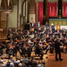 DSCN0277left Ealing Symphony Orchestra performs Strauss Ein Heldenleben. Leader Peter Nall. Conductor John Gibbons. St Barnabas Church west London. 24th November 2018