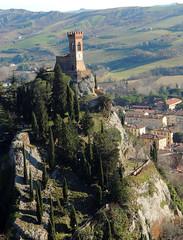 Brisighella - 8 (antonella galardi) Tags: emilia romagna ravenna brisighella borgo borghipiùbelliditalia 2018 torre orologio