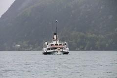 """Paddle Steamer """"Stadt Luzern"""" (Ray's Photo Collection) Tags: ship paddlesteamer stadtluzern lake lucerne switzerland schweiz suisse swiss boat ps ds"""