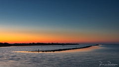 Gorgeous begin of a new day (BraCom (Bram)) Tags: 169 bracom bramvanbroekhoven goereeoverflakkee grevelingenmeer holland nederland netherlands slikkenvanflakkee southholland zuidholland breakwater dam dawn gloed glow golfbreker poles reflection schemering silhouetten silhouettes sky spiegeling sunrise twilight water widescreen zonsopkomst nl newday nieuwedag