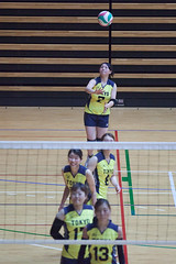 20180512_IMG_7300 (ko_en_volleyball_para) Tags: スポーツ sports バレーボール volleyball パラ para 聴覚障害 deaf the 18th national disabled competition hearing impaired area preliminary 2018 第18回 全国障害者スポーツ大会聴覚障害者バレーボール競技 地区予選大会 大田区体育館 otacity general gymnasium 栃木 tochigi 東京 tokyo