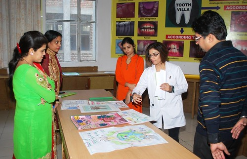Dental Poster Making Competition