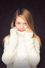 Natalie (AZ Zasempa Photography) Tags: portrait photography photo girl glamour white nikon naturallybeautiful beautiful