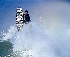 fullsizeoutput_4d97 (supercrans100) Tags: the wedge bigh waves so calif beaches photography surfing body bodyboarding skim boarding drop knee