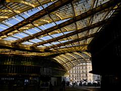Paris, Les Halles (Calinore) Tags: paris france leshalles chatelet architecture canope