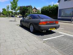 1992 Nissan 200SX Turbo (Dirk A.) Tags: xbzr75 sidecode5 1992 nissan 200sx turbo