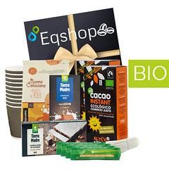 Lote Navideño Cacao BIO Comercio Justo (Eqshop Tu tienda online de Café) Tags: cacao galletas lotesnavideños cestasnavideñas turron tableta chocolate