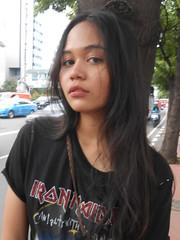 DSCN8850 (Avisheena) Tags: avisheena model face photograph world hello hair black