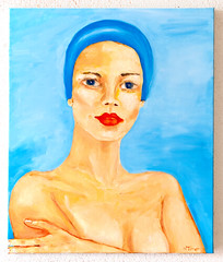 Swimmer (Kate Moss) (Neal Turner) Tags: nealturnercom art paris france french frenchoilpainting oilpainting contemporary nealturner neil originalart sorbonne painting expressionist expressionism oil cityscape nude portrait figurative modern balzac contemporaryartist contemporaryart contemporaryoilpainting postimpressionist postimpressionism postmodern modernist neilturner originalpainting contemporarypainting dailypainting apaintingaday hauserwirth gagosiangallery michaelwerner davidzwirner theholegallery luringaugustine thepacegallery gladstonegallery paulkasmingallery cheimandread cheimread adambaumgoldgallery tiltongallery katemoss swim swimmer swimming turner kunst oiloncanvas canvas paintings